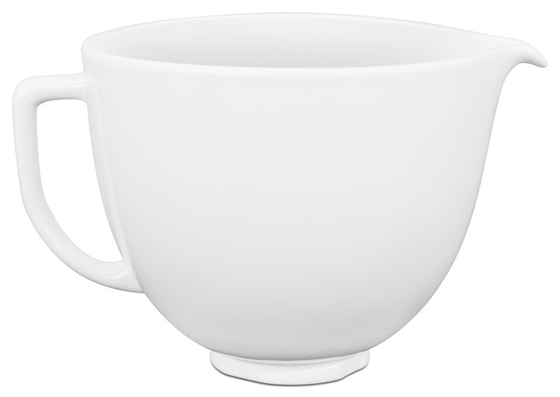 KitchenAid Keramikschüssel 4,7l weiß 5KSM2CB5LW