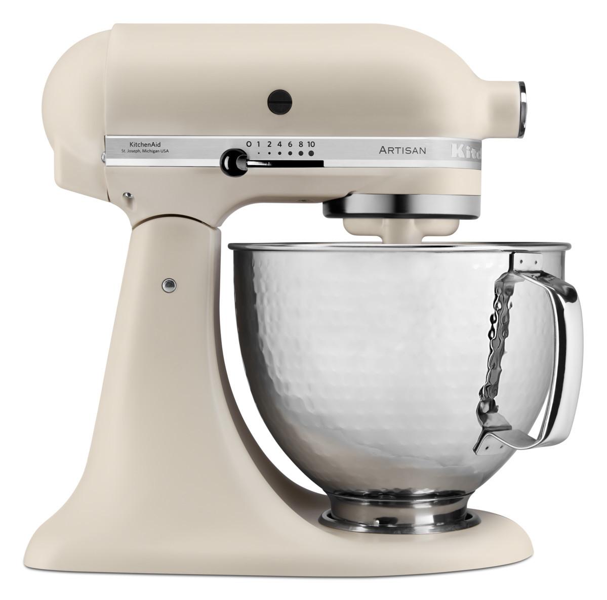 Artisan Küchenmaschine 5KSM156HMEFL mattes Leinen