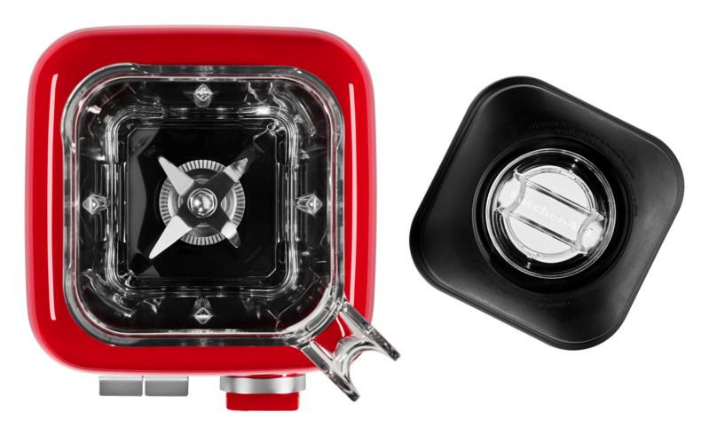 KitchenAid Standmixer High Performance Signature red 100Jahre Edition