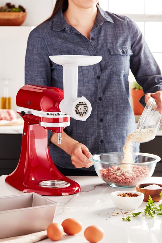 KitchenAid Fleischwolf für alle Küchenmaschine 5KSMFGA NEU
