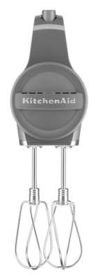 KitchenAid Kabelloser Handrührer dunkelgrau, 5KHMB732EDG, 859711629940