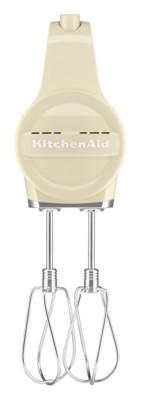 KitchenAid Kabelloser Handrührer creme, 5KHMB732EAC, 859711629930