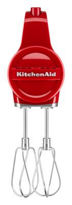 KitchenAid Kabelloser Handrührer empire rot, 5KHMB732EER, 859711600530