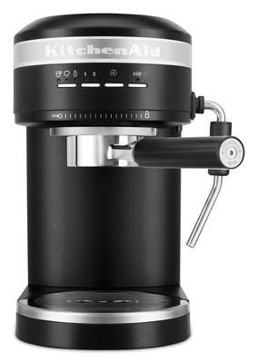 """KitchenAid Espressomaschine """"ARTISAN"""" gusseisen schwarz, 5KESMK5EBK, 859711599670"""