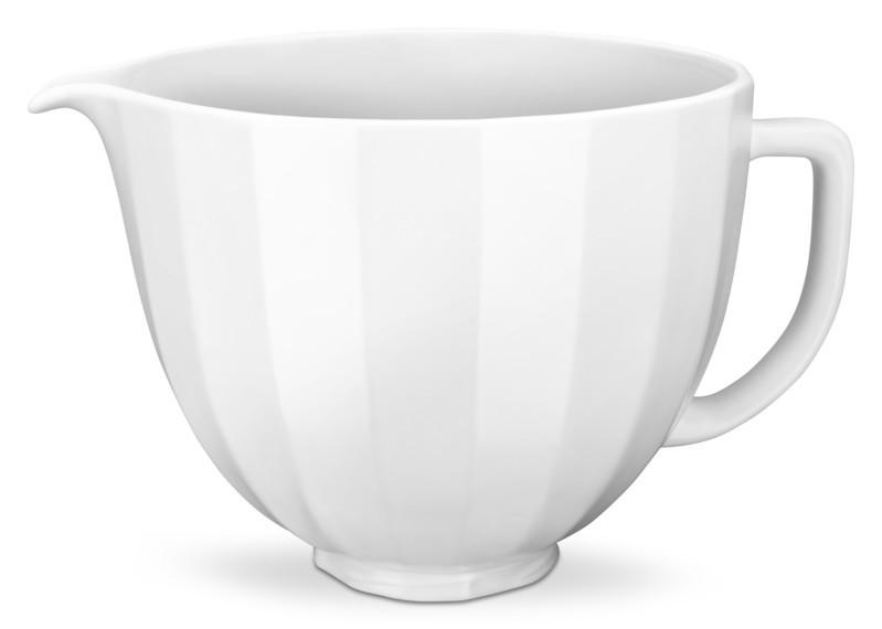 KitchenAid Keramikschüssel 4,7l 5KSM2CB5PWS