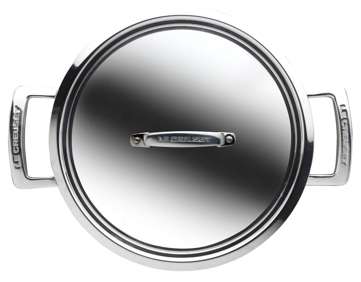 Le Creuset 3-ply Pastatopf mit Einsatz 20 cm