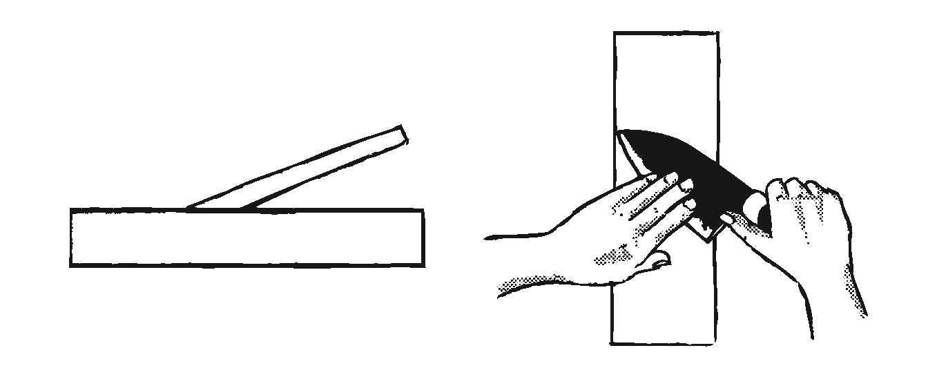 KAI Schleifstein J3000 einseitig geschliffene Klinge