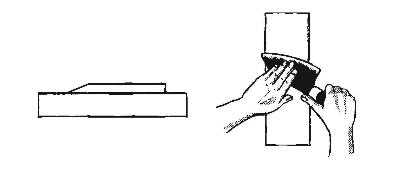 KAI Kombinationsschleifstein J300/1000 einseitig geschliffene Klinge