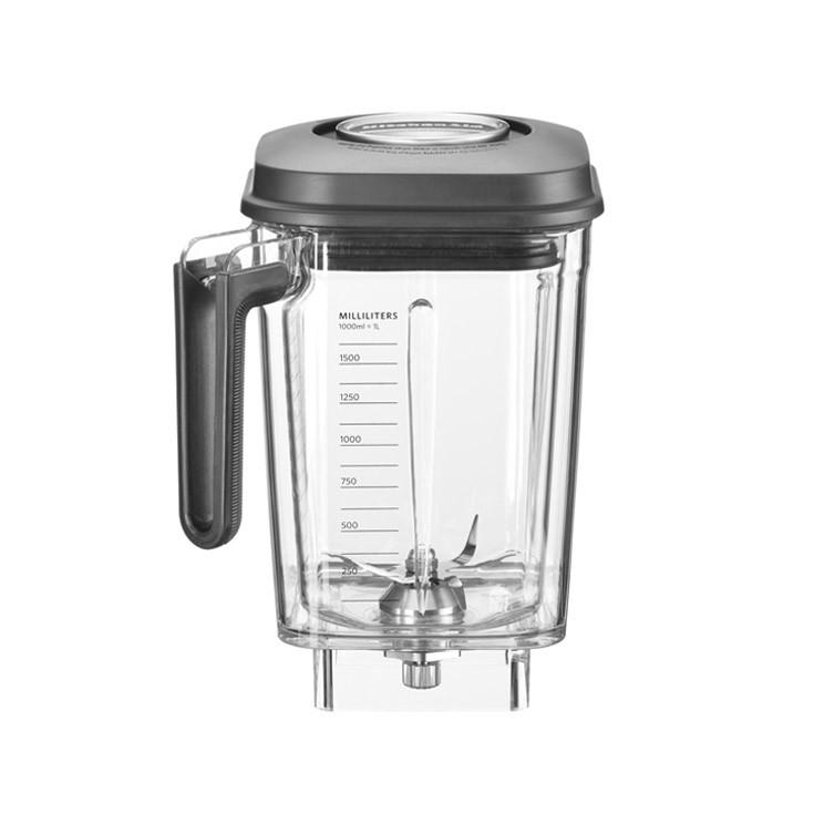 KitchenAid ARTISAN Power Plus Blender/Standmixer 2,6 Liter-Behälter mit Deckel