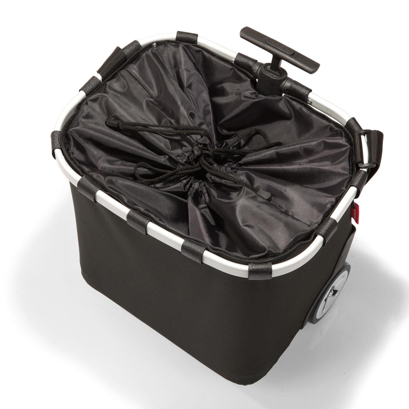 reisenthel® carrycruiser 40l schwarz - online kaufen