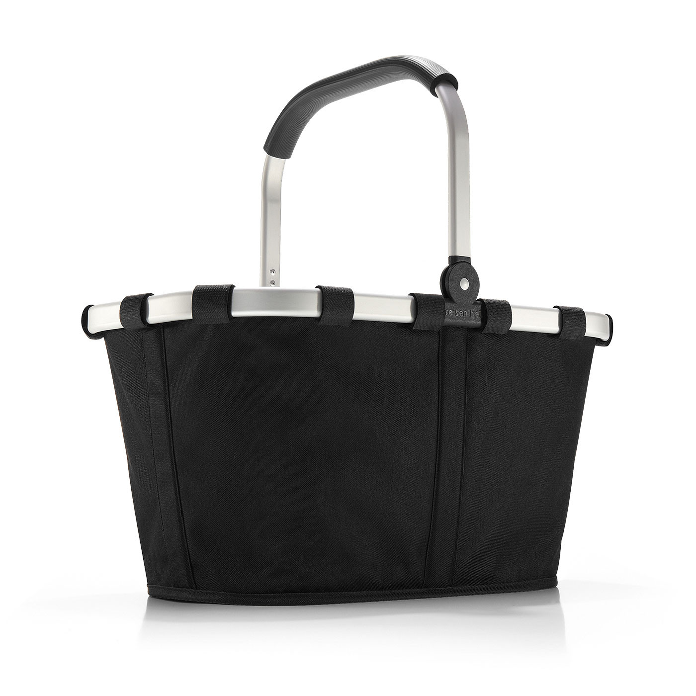Reisenthel Carrybag black 22 Liter - Allzweck Einkaufskorb