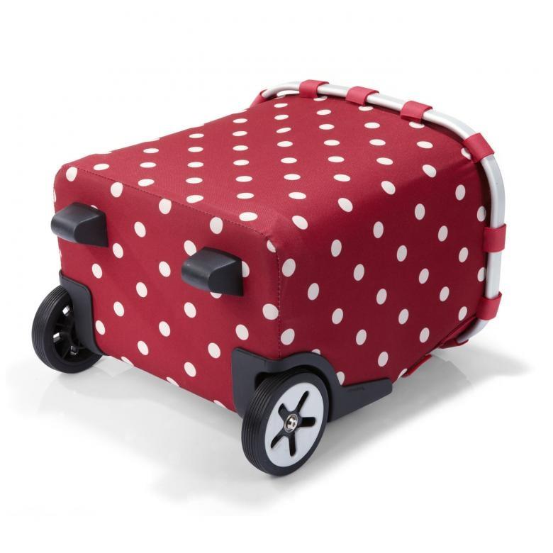 Einkaufstrolley - reisenthel® carrycruiser 40l ruby dots