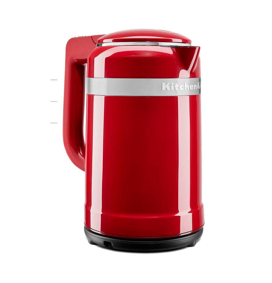 KitchenAid Design Wasserkocher 1,5 l rot