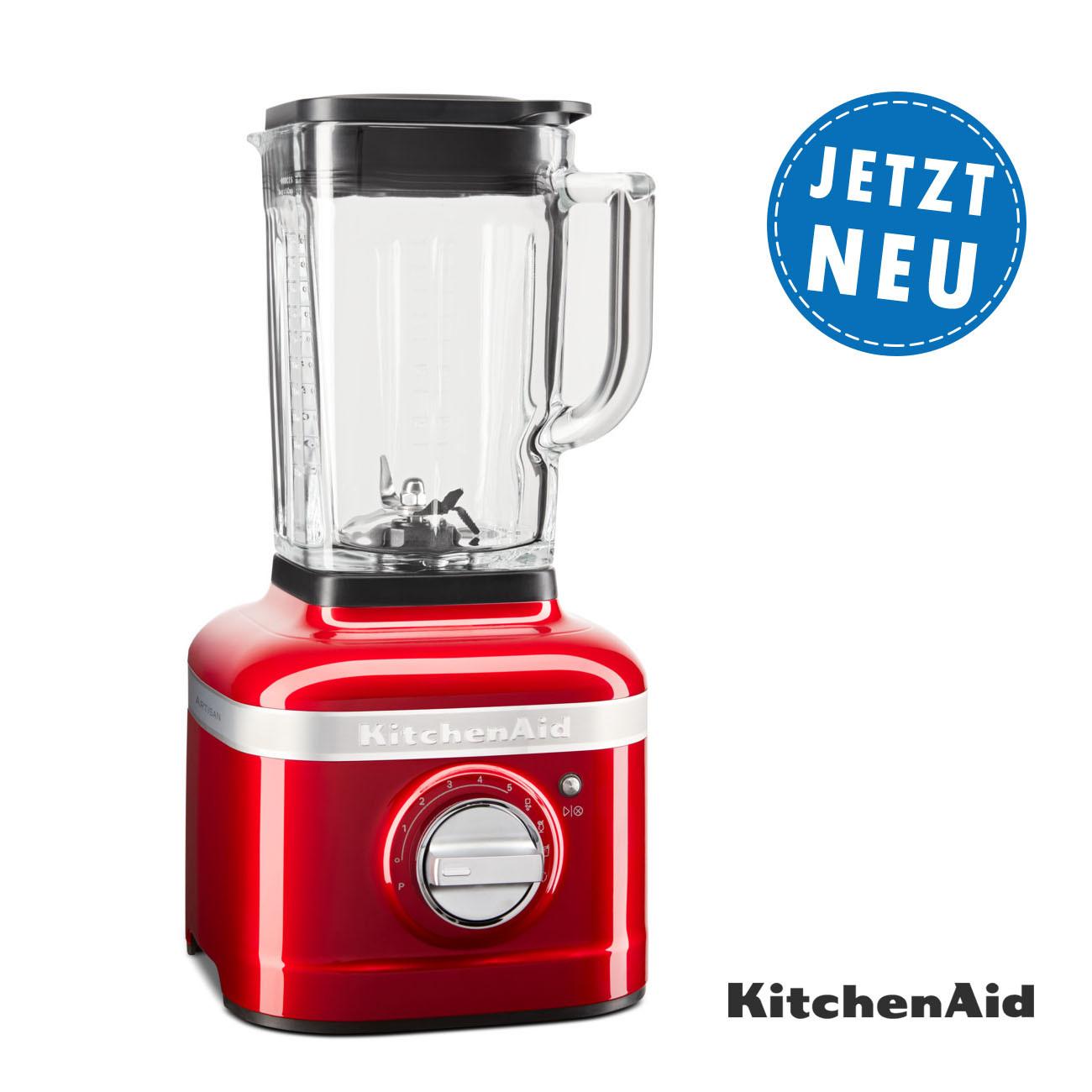 KitchenAid ARTISAN K400 Standmixer 5KSB4026 liebesapfelrot