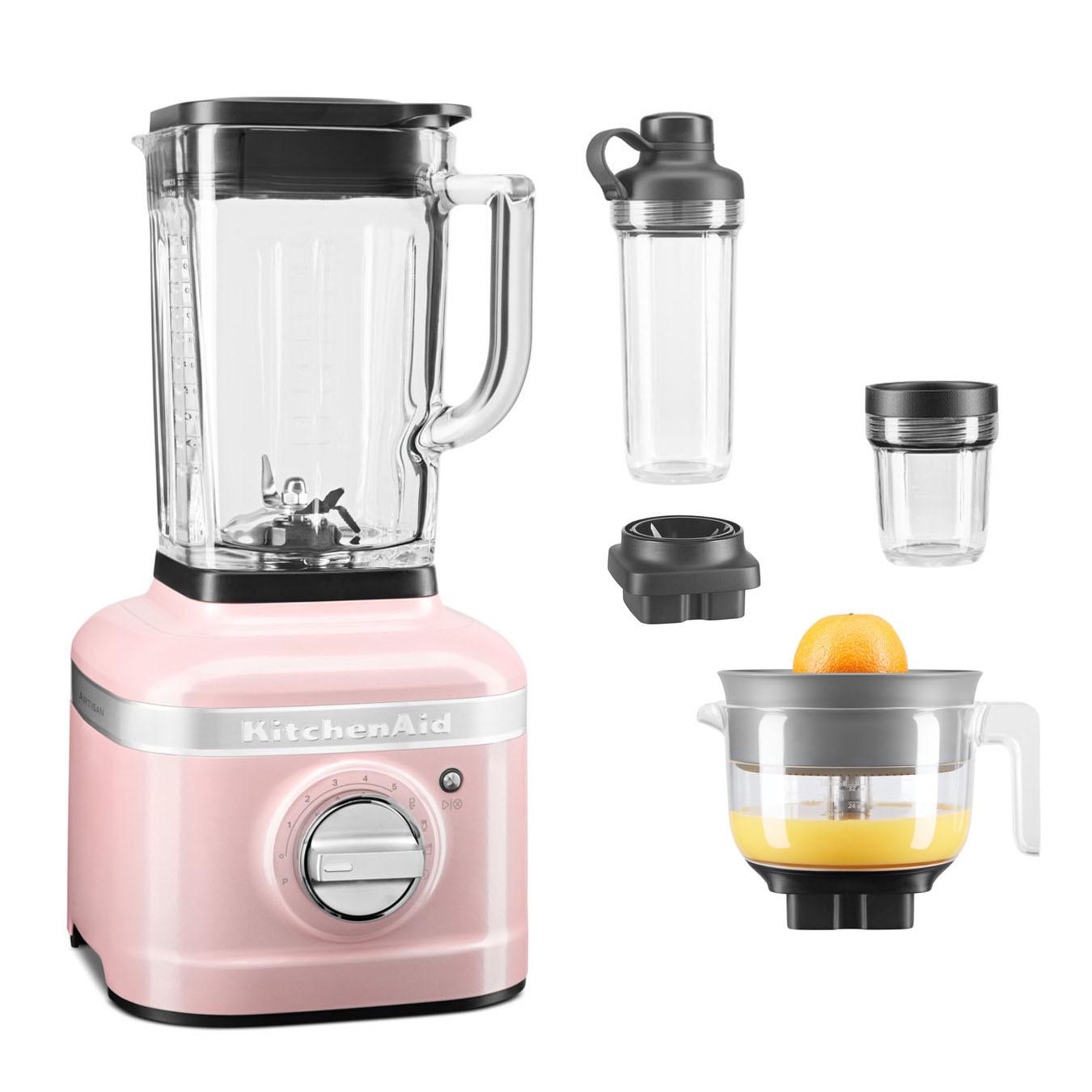 KitchenAid ARTISAN K400 Standmixer pink 5KSB4026ESP