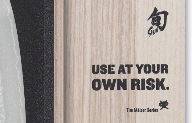 KAI Shun Premier TM Steakmessesatz 2tlg - Detailansicht