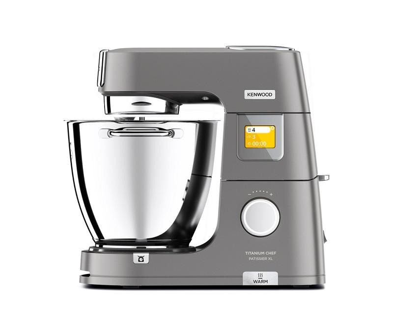 Kenwood Küchenmaschine Titanium Chef PatissierXL KWL90.244SI