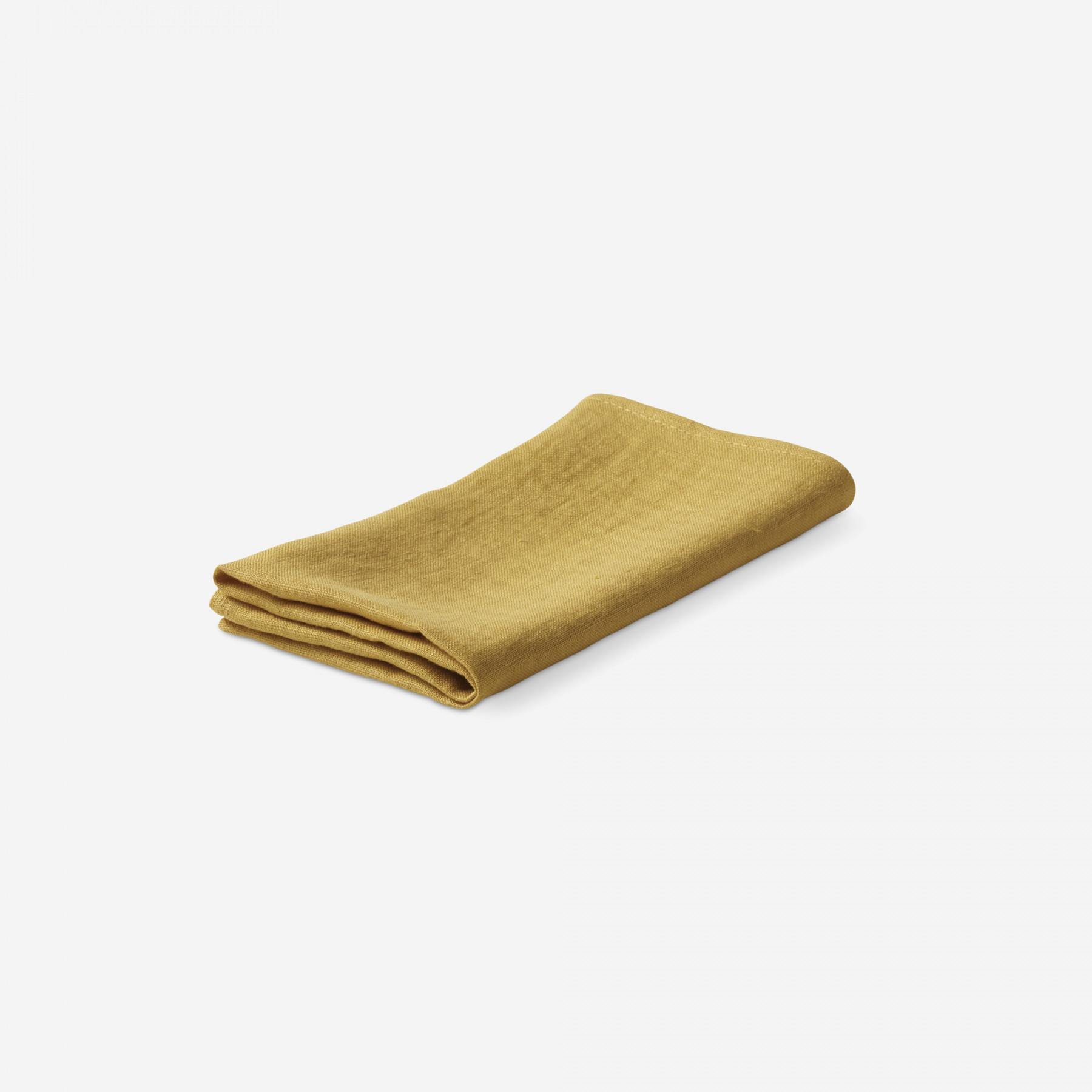 vipp Cloth Napkin Set yellow VIPP125, 12591, 5705953166814