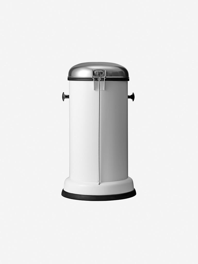 vipp Treteimer 14 Liter white VIPP15, 01503, 5705953150301