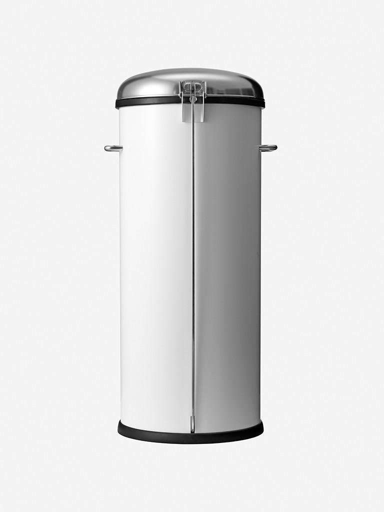 vipp Treteimer 30 Liter white VIPP17, 01703, 5705953004550
