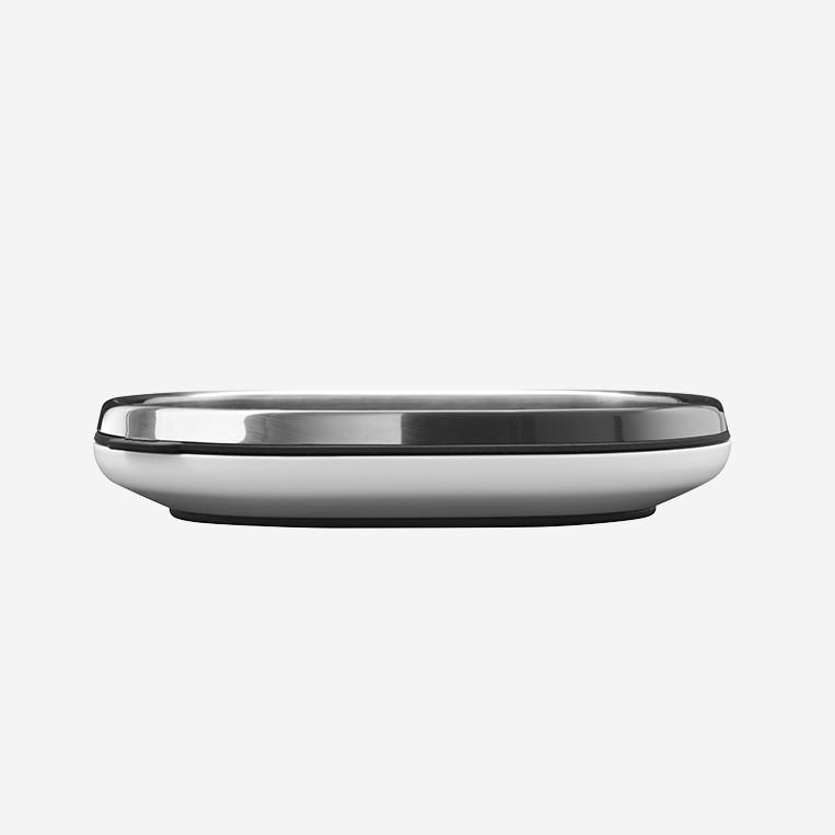 VIPP Soap Dish white VIPP5, 00503, 5705953001788