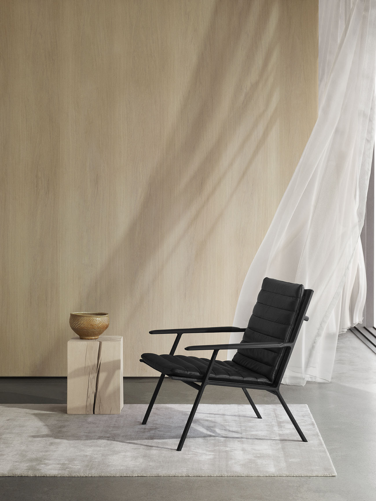 vipp Shelter Lounge Chair VIPP456, 45672, 5705953168719