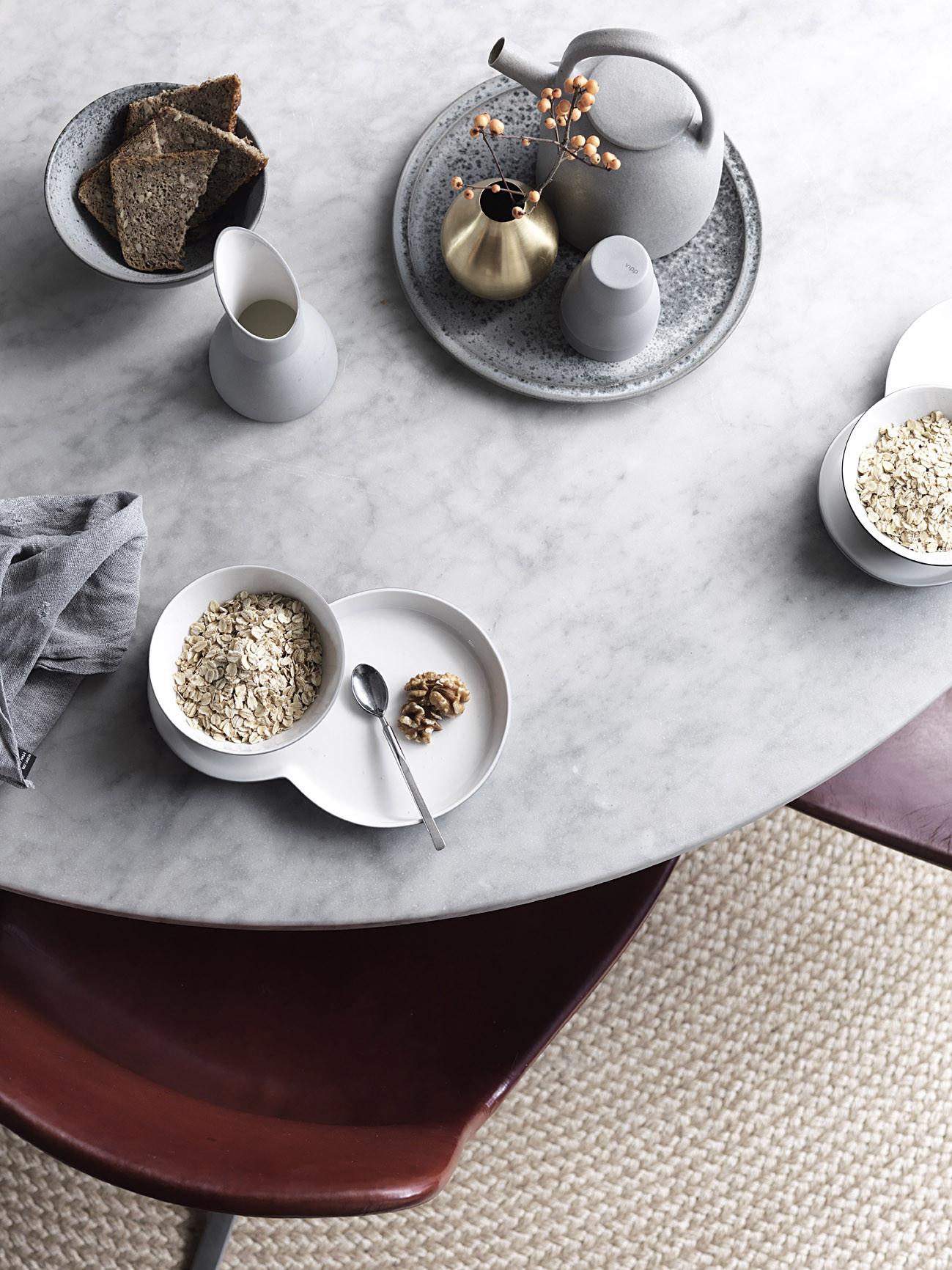 vipp Tea Cup Set grey VIPP203, 20301, 5705953001153