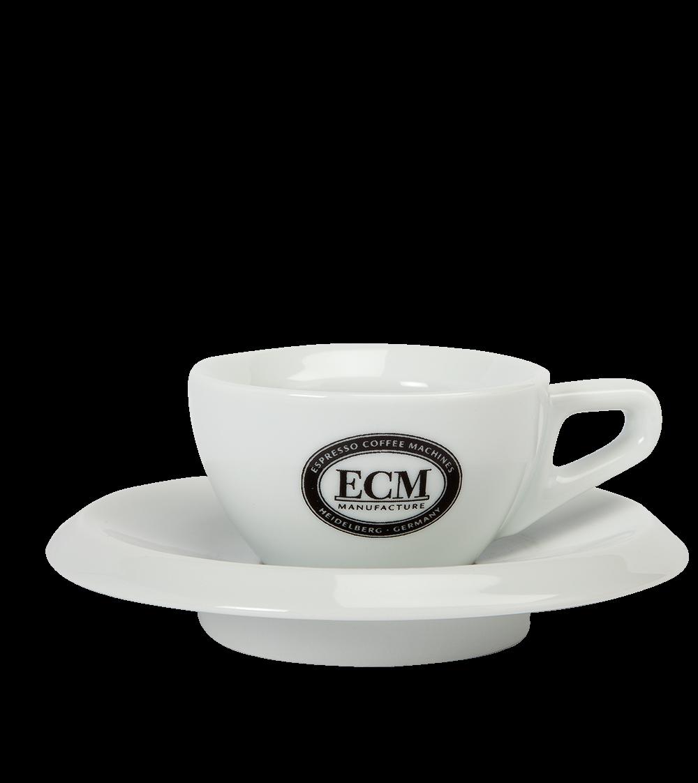 """ECM Espressotasse """"Walküre"""" mit Untertasse im Set"""