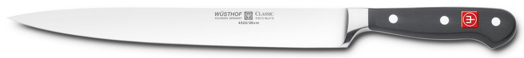Wüsthof Dreizack Classic Tranchiermesser 26cm