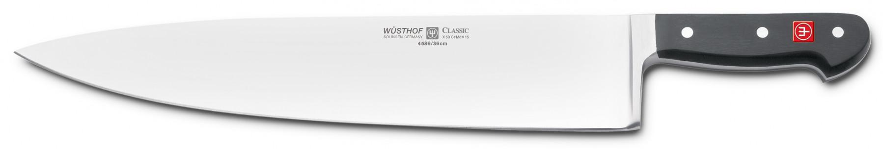 Wüsthof Dreizack Classic Kochmesser extraschwer 36cm