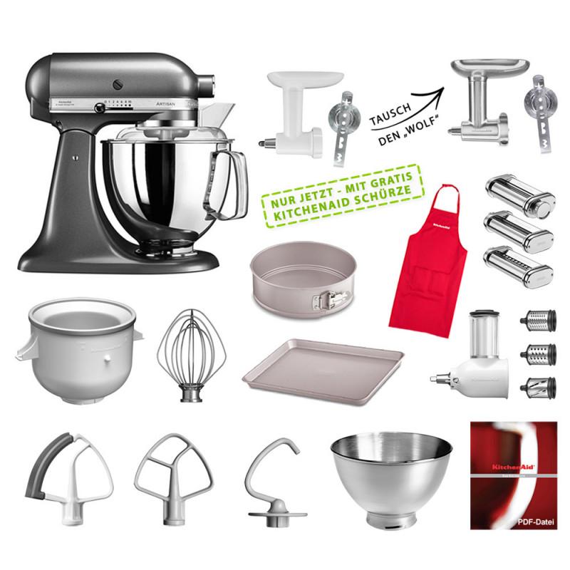 KitchenAid Backblech und GRATIS Küchenschürze