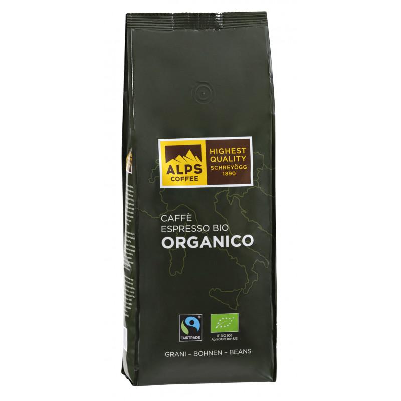 Schreyögg Alps Coffee Espresso Bio Organico 1kg