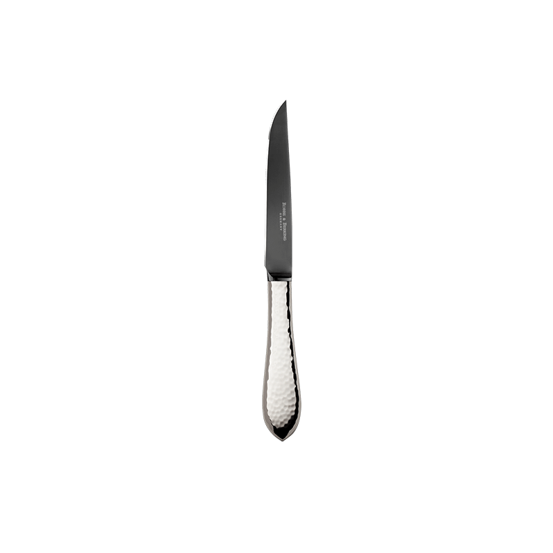 Martelé Steakmesser Frozen Black