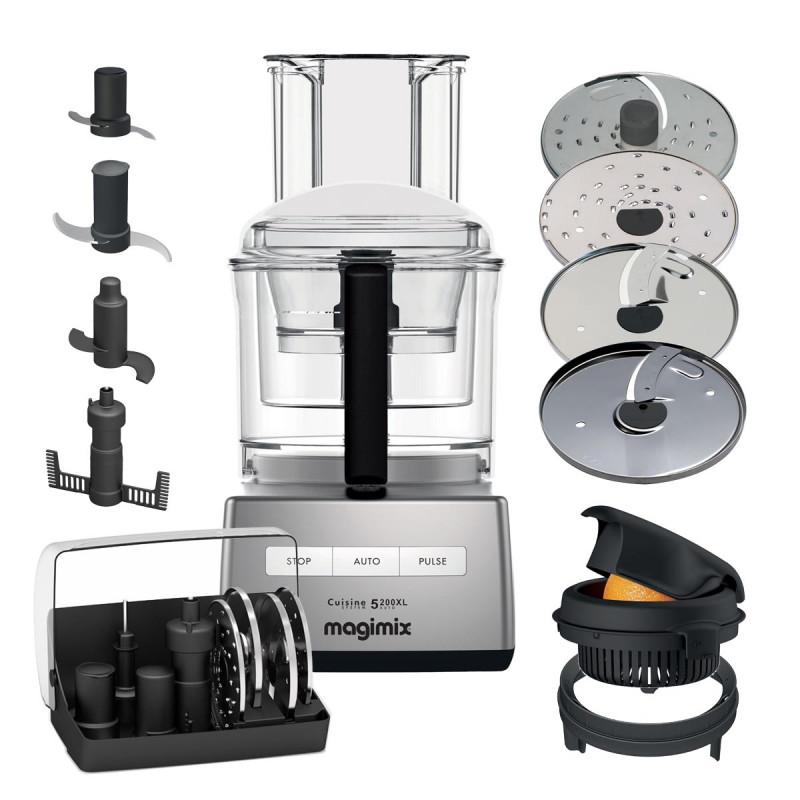 Magimix Küchenmaschine Cuisine Système 5200XL