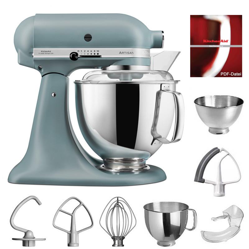 KitchenAid Artisan Küchenmaschine 175PSEMF 4.8 L NEBELBLAU