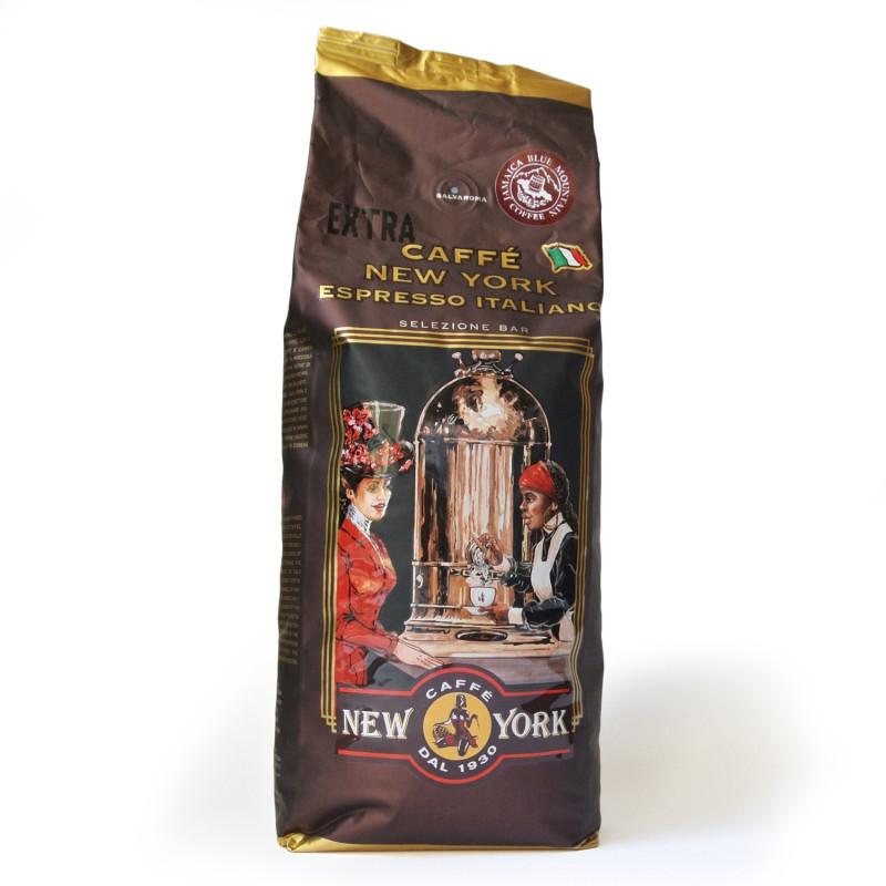 Caffé New York EXTRA 1000g Kaffeebohnen