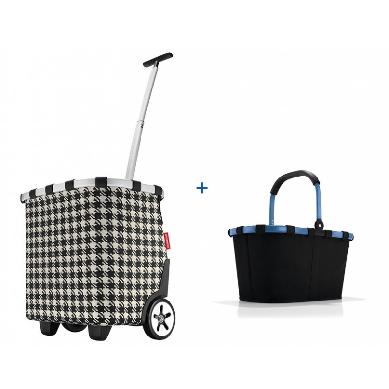 reisenthel® carrycruiser fifties black + BK7042 GRATIS