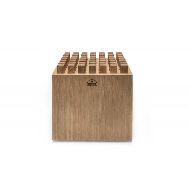 NOHrD HedgeHock Hocker Eiche - Sitzmöbel aus Eichenholz