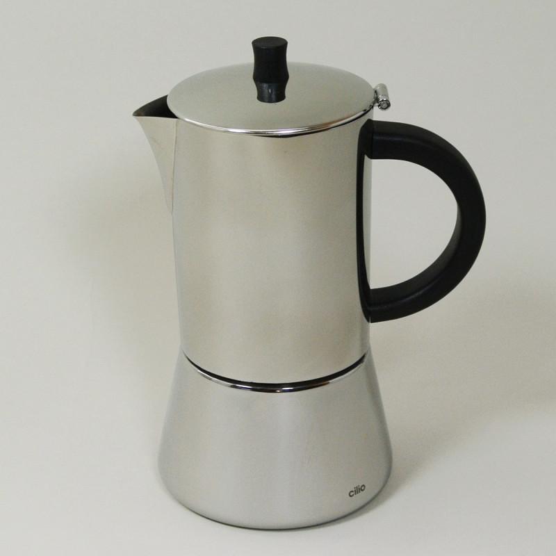 cilio Espressokocher Figaro 2 Tassen