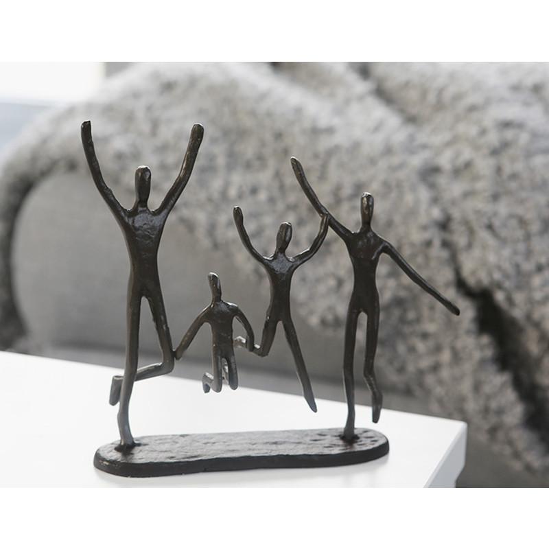 "Casablanca Skulptur ""Jumping"" - Deko & Geschenkeideen"