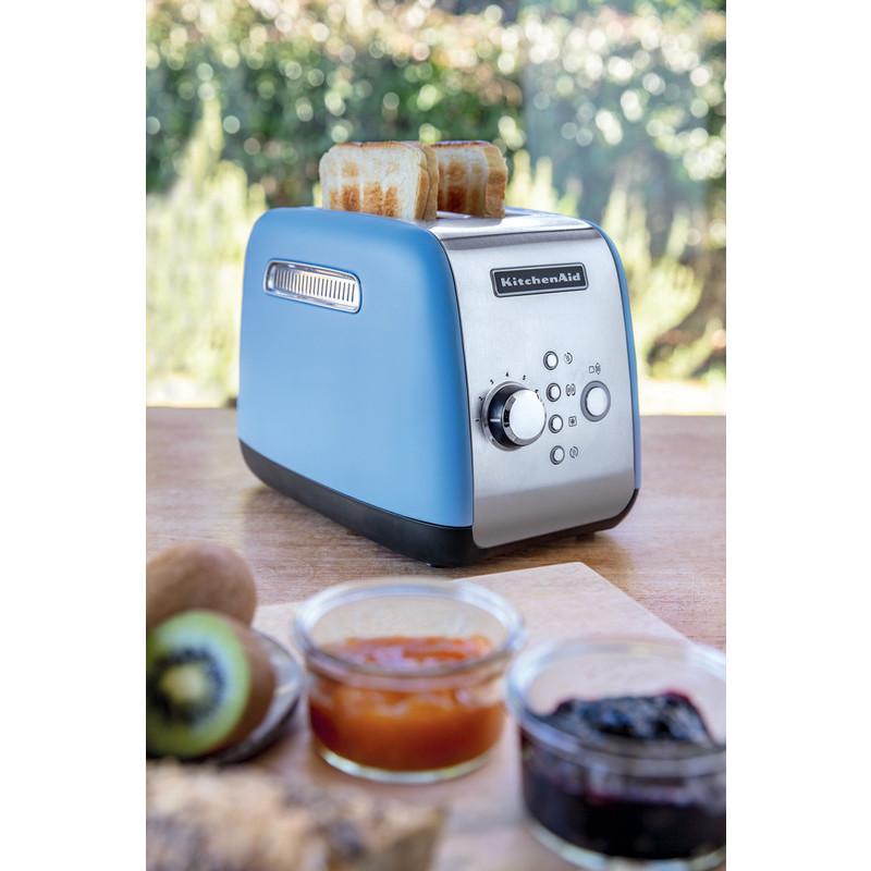 KitchenAid 2-Scheiben-Toaster blue velvet