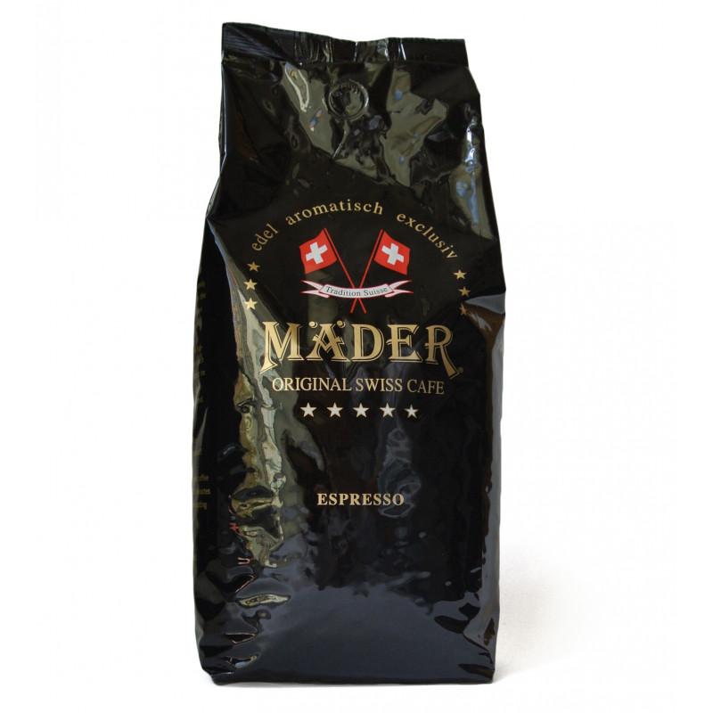 Mäder Espresso Italy 1000g Kaffeebohnen