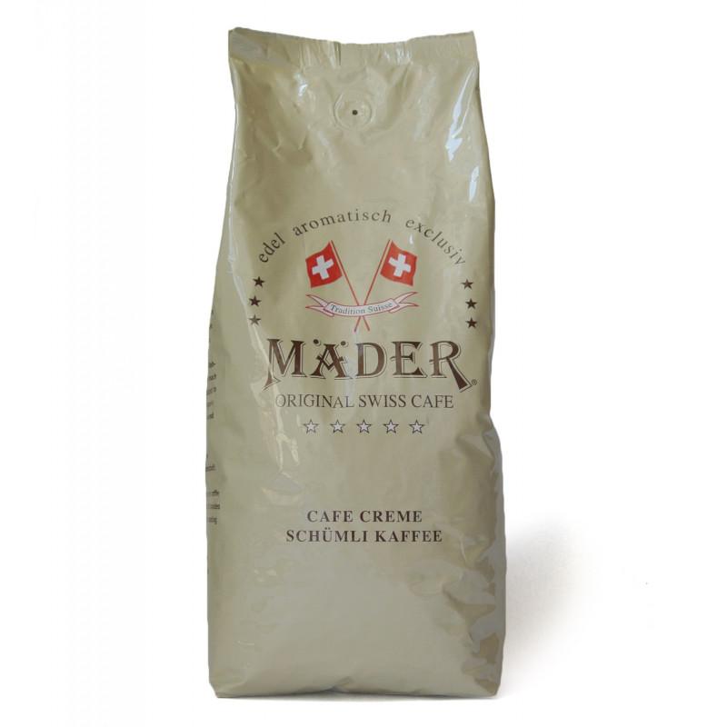 Mäder Schweizer Mischung 1kg Kaffeebohnen