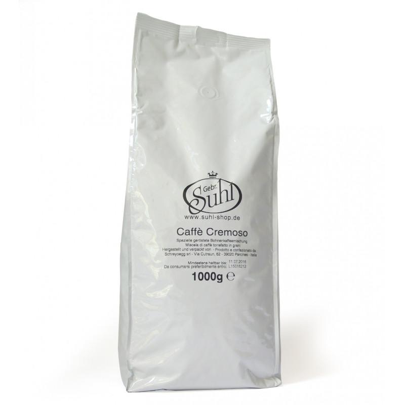 Schreyögg S-Caffe Caffé Cremoso 1000g Kaffeebohnen