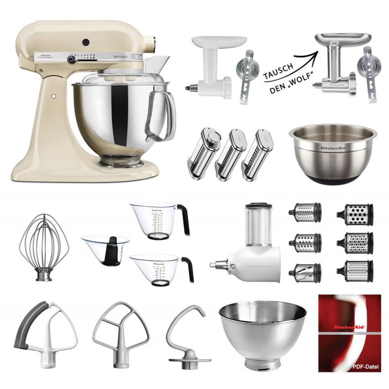 KitchenAid Artisan 5KSM175PSE almondcream