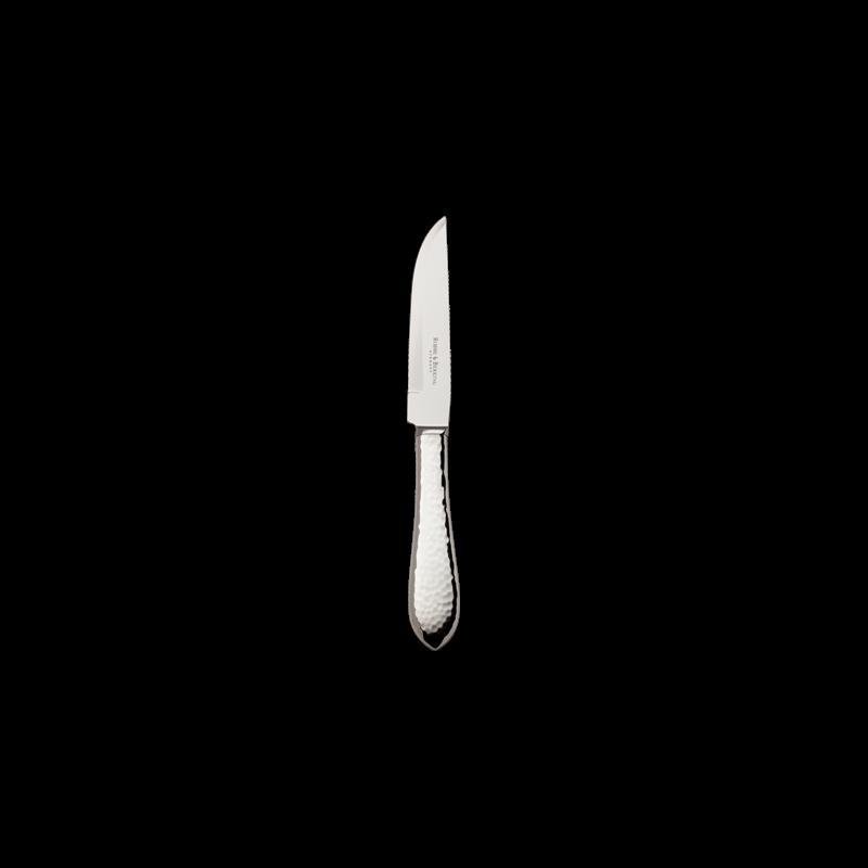 Robbe & Berking Martelé Steakmesser 150g Massiv-Versilberung, 06302084, 4044395173525