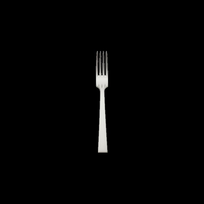 Robbe & Berking Riva Steak-/Menügabel 150g Massiv-Versilberung, 06402005, 4044395174355