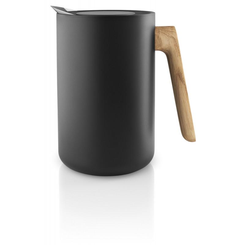 Eva Solo Isolierkanne Nordic Kitchen Black, 502756, 5706631165709