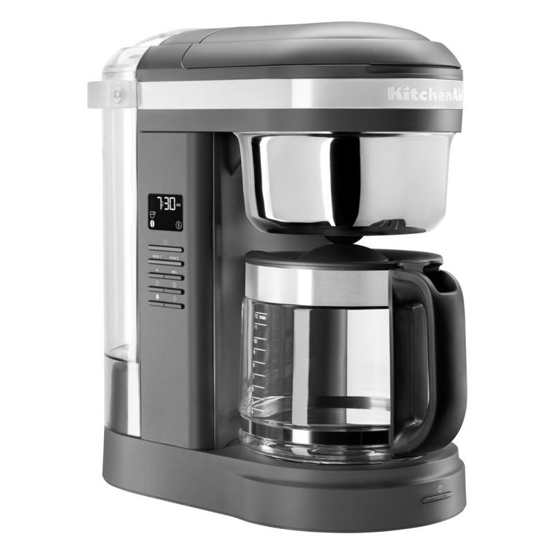 KitchenAid Kaffeemaschine 1,7 DRIP Charcoal 5KCM1209EDG