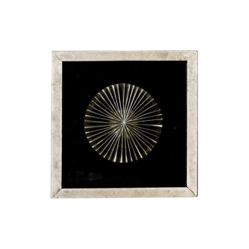 Casablanca Bild Prime aus Holz und Glas 30 x 30 cm